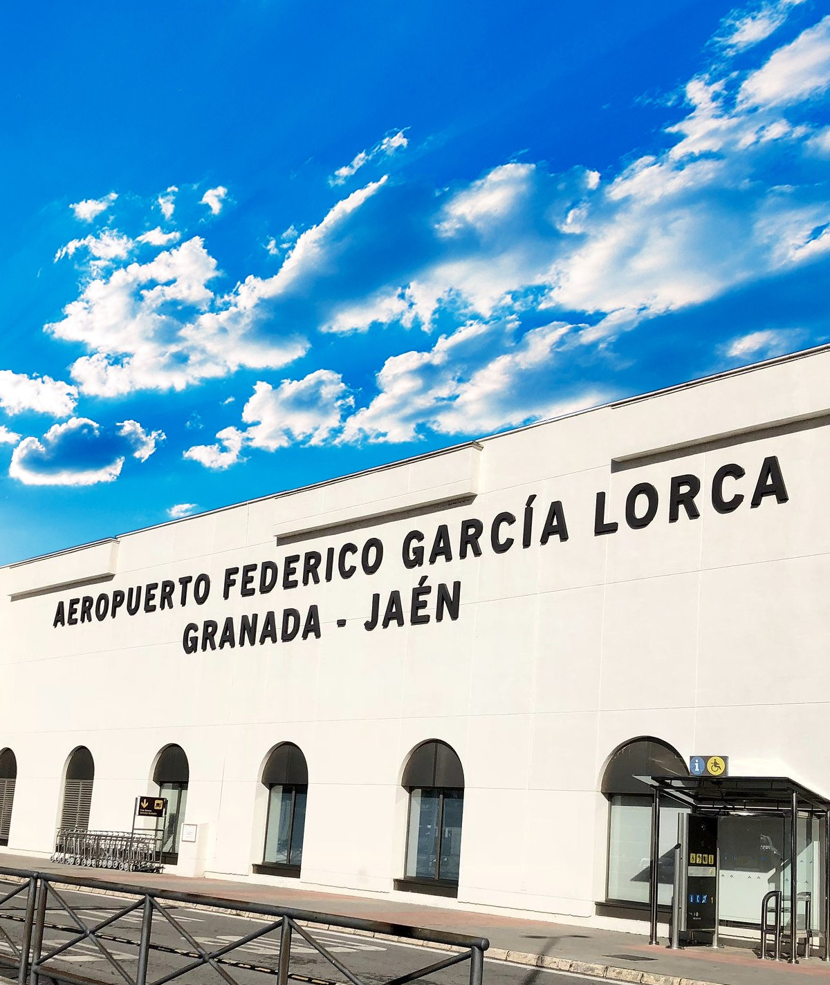 Reserva Aeropuerto de Granada